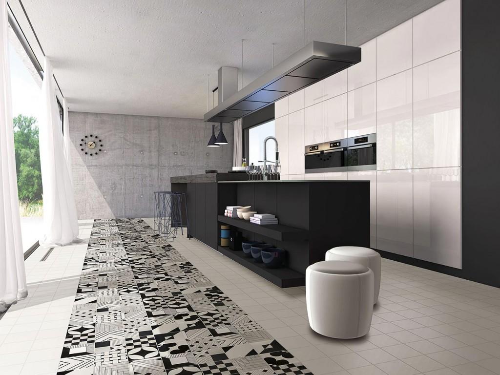 Deco Imitation Carreaux De Ciment carrelage sol et mur, 2 showrooms à montpellier - les carrelages