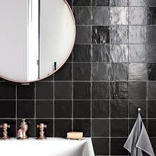 Salle de bain faience zelliges à Vendargues par Les Carrelages de la Tour