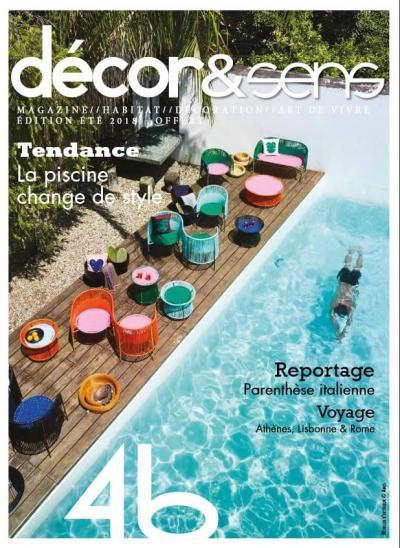 magazine décor et sens été 2018