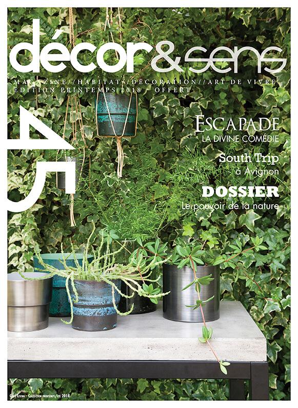 magazine décor et sens à Montpellier