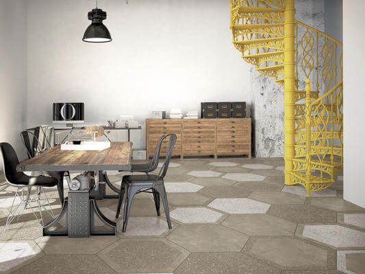 carrelage hexagone granito montpellier