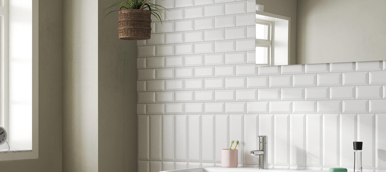 Carrelage Metro Blanc Joint Gris carrelage sol et mur, 2 showrooms à montpellier - les carrelages
