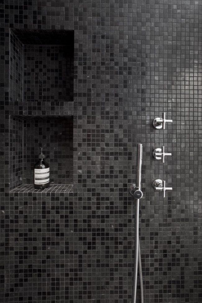 mosaique salle de bain jacou