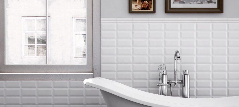 salle de bain carrelage metro clapiers