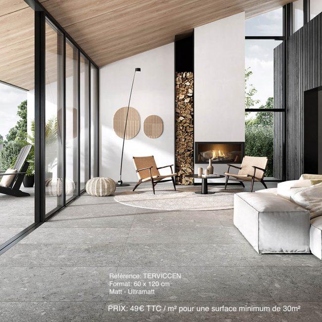 terr VicentinaCenere-60x120-matt-ultramatt-49€ m² ttc