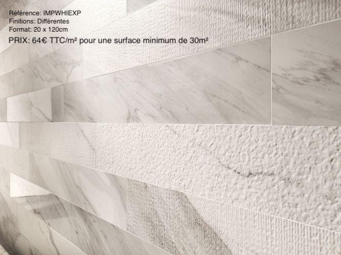 carrelage marbre blanc carrelage de la Tour