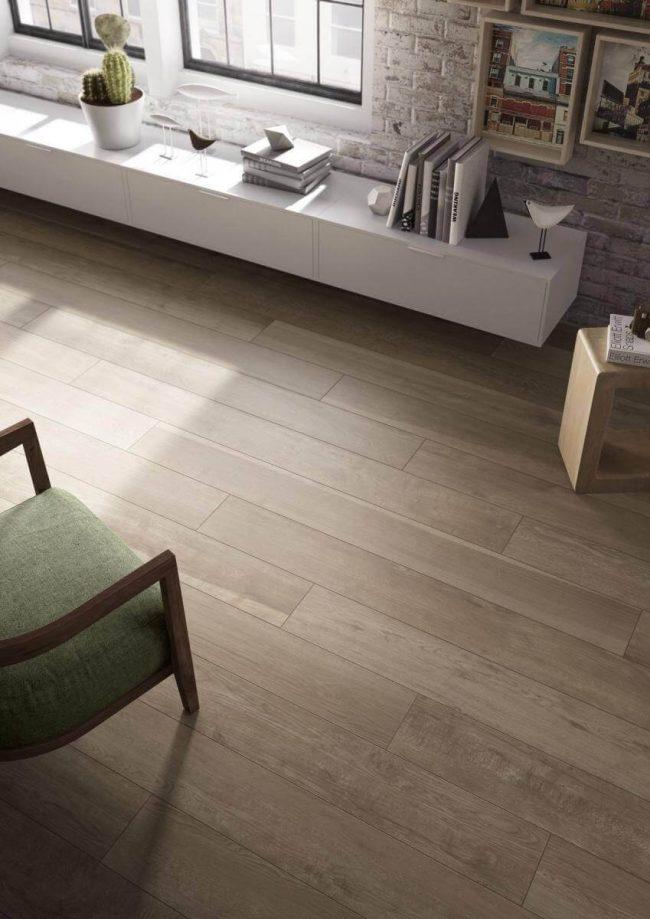 carrelage bois parquet naturel salon sejour renovation construction montpellier