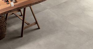 carrelage de la tour montpellier sol effet beton ciré résine salon séjour rénovation montpellier