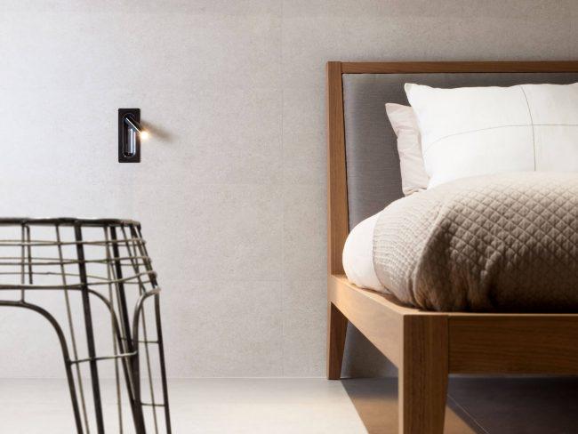 carrelage effet pierre moderne chambre ambiance naturelle renovation saint clement de rivière