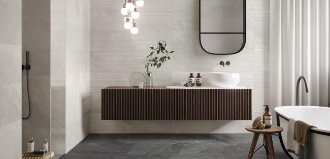 carrelage de la tour aménagement salle de bain décoration meuble mobilier carrelage bois décoration maison Lavérune