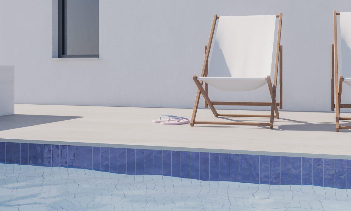 carrelage de la tour amenagement decoration piscine terrasse minimaliste inspiration grece amenagement maison saussan