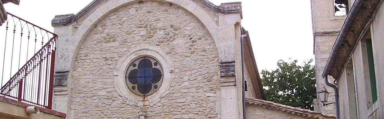 église de Saint Aunès Montpellier France