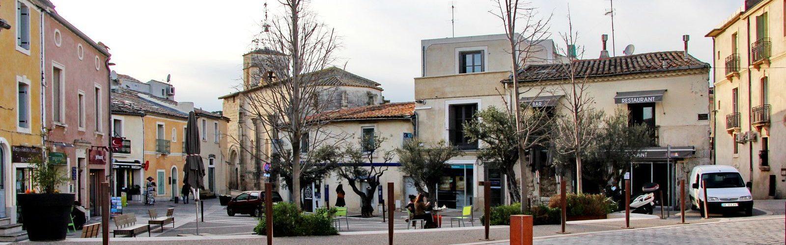 Quartier de la ville de Castelnau-le-Lez