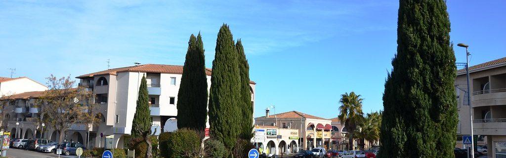 Centre ville de Jacou